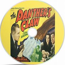 The Panther's Claw (1942) Black And White Public Domain film Converted To DVD