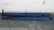 MONDEO MK3 02-05 ST220/ST TDCI 3.0L V6 SIDE SKIRTS***INK BLUE***