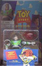 Disney Buzz Lightyear Rocket Toy Story 1 Action Figurine 1st release MOC