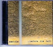 (EK150) Mondo, Before The Fall - 2004 CD