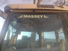 MASSEY Ferguson DIVERTENTE Finestra Adesivo Decalcomania Trattore