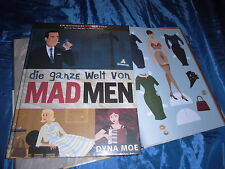 Die Welt v. MAD MEN , 60er Jahre Werbung ,1. dt. Ausgabe 2011 , Eichborn , NEU