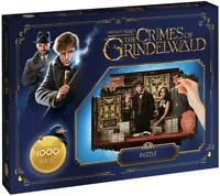 Winning Moves Fantastic Beasts The Crimes Of Grindelwald Puzzle 1000 Pieces