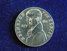 Berühmte Persönlichkeit Stempelglanz Münzen der DDR