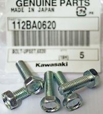 Kawasaki H1 H2 S1 S2 S3 Kh 5pcs Nos bolts#7 112Ba0620 110G0620 112G0620 112B0620