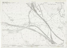 More details for grimethorpe & houghton junctions - yorks old map repro 275-6-1931