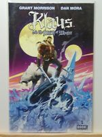 Klaus and the Witch of Winter #1 Grant Morrison Boom Studios Comics CB8265