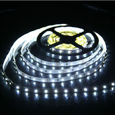LED Strip White 5m 300LEDs SMD 3528 Flexible Strip Light Lamp Non-waterproof 12V