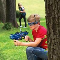 Silverlit Lazer M.A.D 2.0 The Long Range Laser Blaster Set Target Toy Outdoor