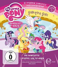 My Little Pony - Komplette 1. Staffel - Blu-ray - *NEU*