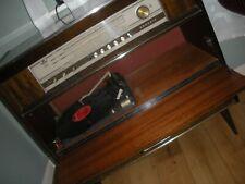 Vintage Rare Grundig Radiogram Como d/GB