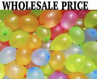 500 Water Balloons Outdoor Summer Party Fun Water Bombs Garden Party Baloons UK