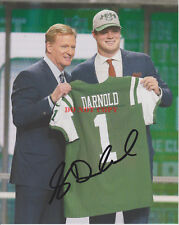 SAM DARNOLD New York Jets 2018 NFL DRAFT Signed 8x10 Autographed Photo Reprint