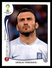 Panini World Cup 2014 - Vasilis Torosidis Hellas No. 206