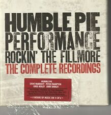 Humble Pie--Performance: Rockin' The Fillmore: The Complete Recordings 4CD Set