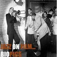 BIOPICS-JAZZ ON FILM (BENNY GOODMAN, DORIS DAY, LOUIS ARMSTRONG, ...) 6 CD NEW