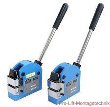 2 Stück Stauchgerät + Streckgerät Bördelmaschine Shrinker Stretcher MSS12J 02316