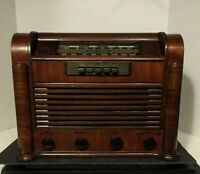 Vintage 1941/42 RCA Victor Model# 28X5 Chassis# RC-1002 Tested Works Great
