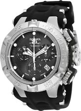 25348 Invicta Subaqua Noma V Swiss Quartz Men 50mm Chrono Silicone Strap Watch
