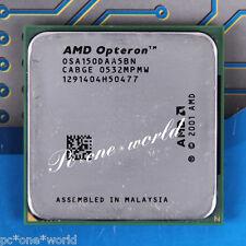 100% OK OSA150DAA5BN AMD Opteron 150 2.4 GHz Processor CPU Socket 939