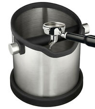 scarlet espresso Abklopfbehälter »Rondo« für Kaffeesatz Edelstahl Knock-Box