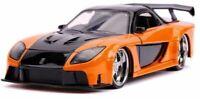 JADA 30754 30731 30732 30747 or McLaren Dodge Mazda model car FAST FURIOUS 1:24