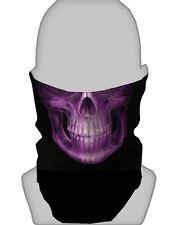 Violet FAUCHEUSE Crâne cache-cou cache-col écharpe-tube