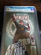 Avengers the Initiative 28 CGC 9.8 Hood Norman Osborn only 1 on Census