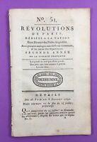Fête de la Fédération 1790 Bagnères de Bigorre Versailles Castelnaudary Bastille