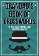 Very Good, Grandad's Book Of Crosswords: 100 novelty crossword puzzles, Media, C