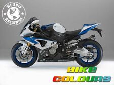BMW 2 STAGE TOUCH UP PAINT KIT HP4 F800R R1200 GS RACING BLUE