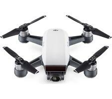 DJI Spark 12MP WiFi Drone - Alpine White / Brand New & Sealed Uk Model