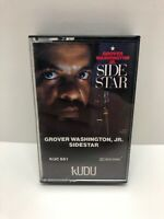 Grover Washington Jr Side Star Cassette Tape Kudu KUC SS1 1983 Jazz Sax