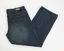 Flying dragon jeans uomo w40 tg 54 straight slim dritti gamba dritta usati T2021