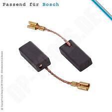 Kohlebürsten Kohlen Motorkohlen für Bosch POF 500 EA 5x8mm 2604320912