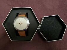 The Bullet Cloud Rider Watch NIxon LTD Production Leather Band Star Wars - NWT