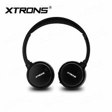 Stereo IR Headphone Headset For In Car DVD Player Dual Channel Wireless Infrared
