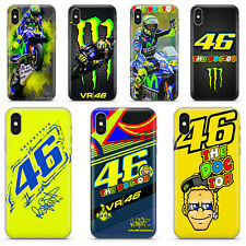 VALENTINO ROSSI MOTOSPORT Phone Case Cover For iPhone and Huawei All Models (1)