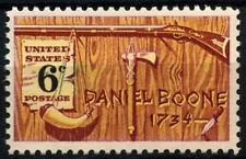 USA 1968 SG#1342 Daniel Boone MNH #D38881