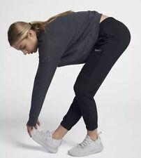 Nike Shield Swift Women's Running Pants / Trousers 943522-010 Black Size S New