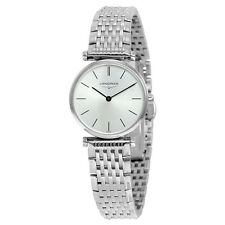 longines la grande classique stainless steel ladies watch l42094726