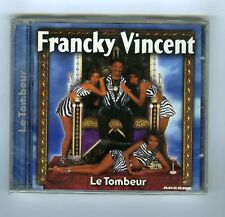 CD (NEW) FRANCKY VINCENT LE TOMBEUR