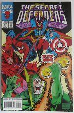1993 The Secret Defenders #6 - Vf/Nm (Inv4287)