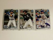 2020 Bowman Chrome Veterans, Rookies RC, Prospects, Inserts You Pick!