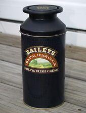 """Baileys Irish Cream TIN """"Churn made in England"""""""