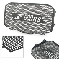 Radiator Grille Guard Cover Protector For Kawasaki Z900RS 2017 2018 2019 st