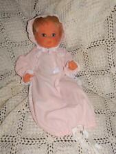 "Vintage Rare ""Baby Dreams"" Doll,16"" Velvet Skin, Ideal Ny 1975 Original Clothes"