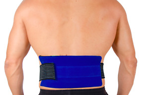HOT & COLD GEL PACK FOR BACK PAIN RELIEF INJURY SCIATICA LUMBAR SPINE HEAT ICE