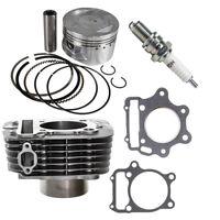 Cylinder Piston Gasket Top End Kit for Yamaha Bruin 350 2004-2006