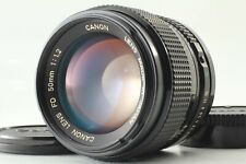 [Excellent+5] Canon New FD 50mm f/1.2 NFD Prime Standard MF Lens from JAPAN #165